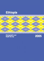 Cover of Ethiopia DHS, 2005 - Final Report (English)