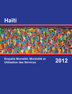 Cover of Haiti DHS, 2012 - Final Report (French)