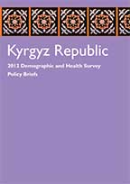 Cover of Kyrgyz Republic 2012 - Policy Briefs (English)