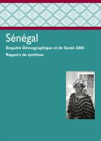 Cover of Senegal DHS, 2005 - Key Findings (French)